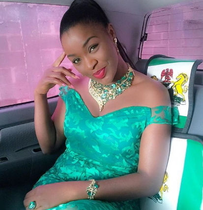 chacha eke gives birth baby girl atlanta