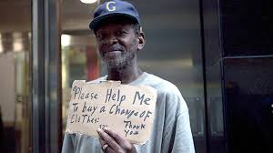 Justice for the Homeless