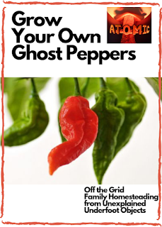 ghost pepper how to grow