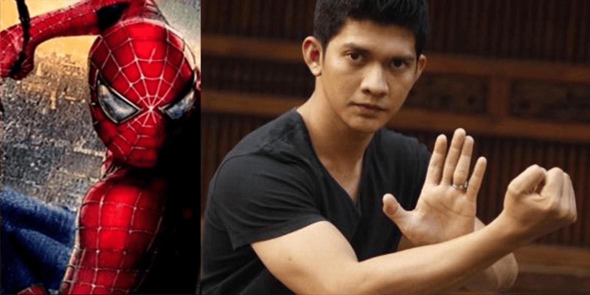 Iko Uwais berkesempatan jadi Spiderman