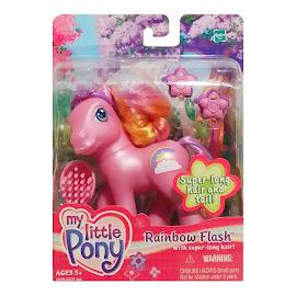 My Little Pony Rainbow Flash Super Long Hair Ponies G3 Pony