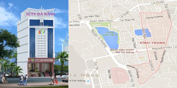 Truyền hình cáp SCTV phường Vĩnh Trung, quận Thanh Khê, Đà Nẵng