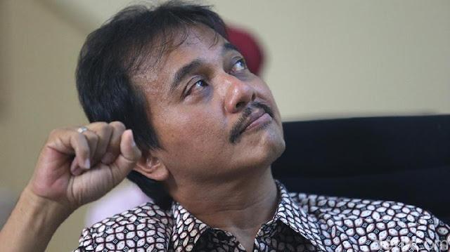 Roy Suryo Somasi Menpora