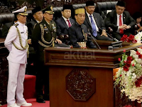 """Jokowi """"Pede"""" Perppu Akses Informasi Perpajakan Perkokoh APBN"""