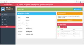 Cara Instal Aplikasi Geisa Client