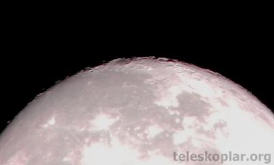 Meade 130 eq Ay gözlemi