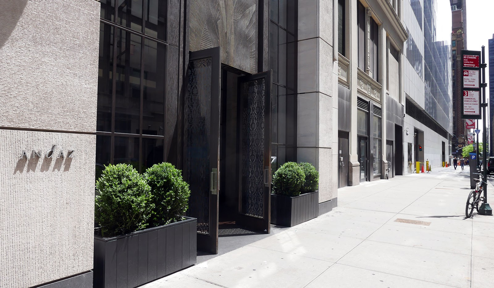 Euriental   fashion & luxury travel   Andaz 5th Avenue Terrace Suite, New York