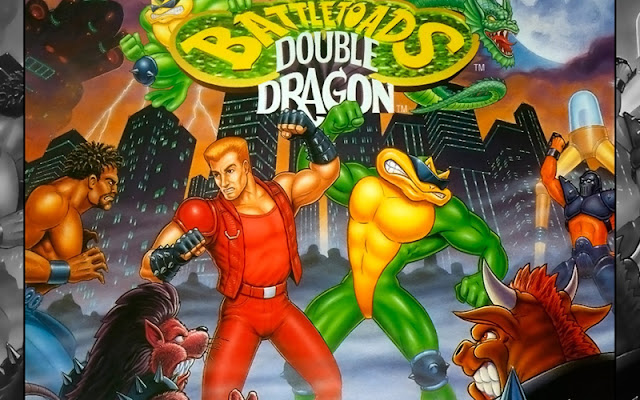 Battletoads & Double Dragon, double dragon, descargar Battletoads & Double Dragon, juego de peleas, crossover, trucos Battletoads & Double Dragon, Battletoads & Double Dragon rom