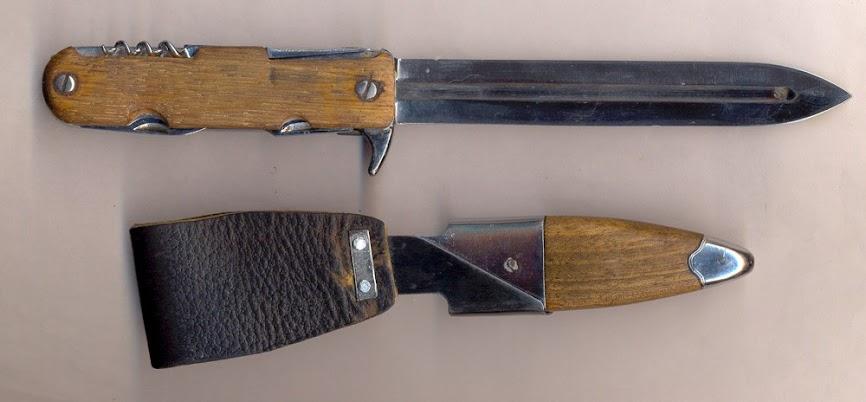 нож шилина