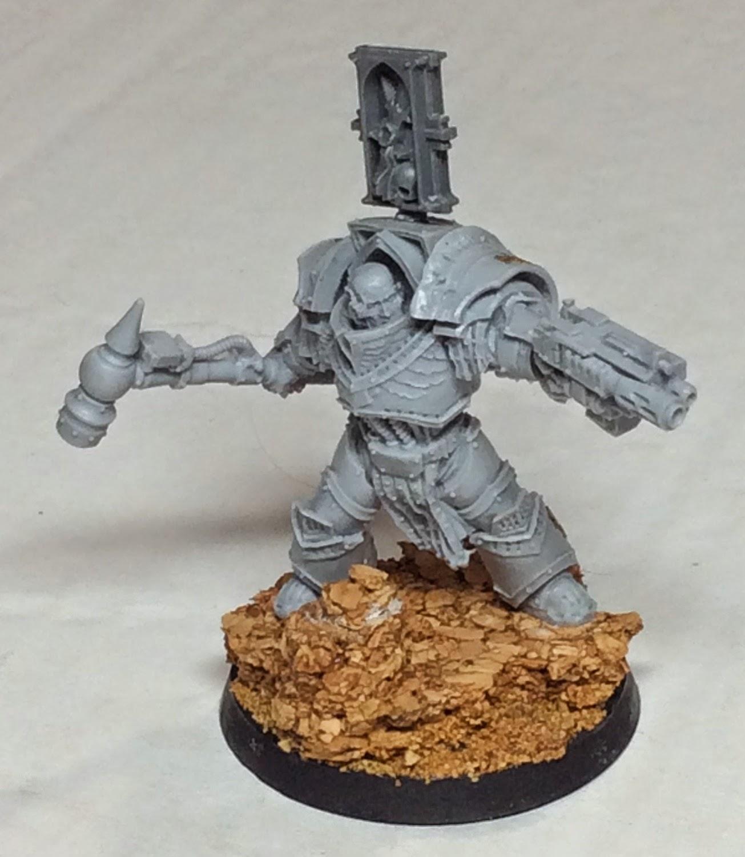 Ordo Malleus Inquisitor WIP