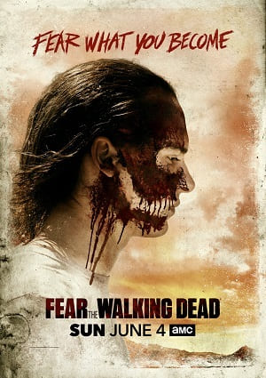 Fear The Walking Dead - 3ª Temporada Séries Torrent Download capa