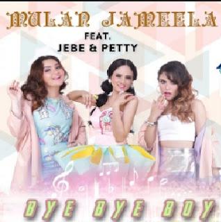 Lirik Lagu Mulan Jameela - Bye Bye Boy (feat. Jebe & Petty)