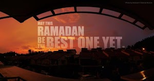Ramadhan dan Mehanan Diri Dari Kerinduan