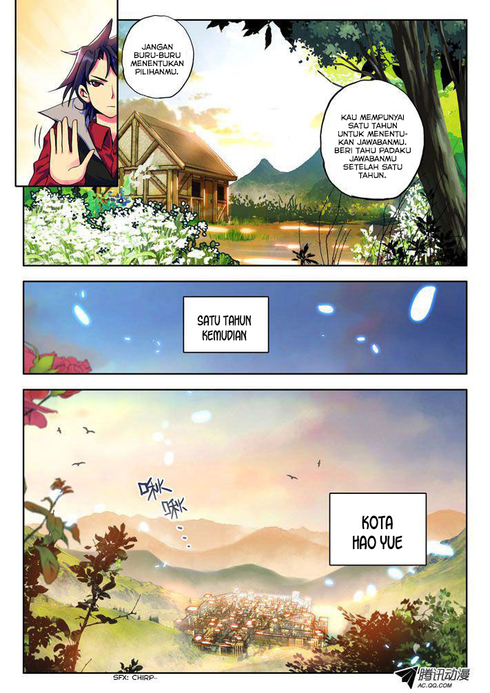 Shen Yin Wang Zuo Chapter 10