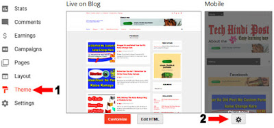 Blogger Blog Ki Theme Ko Responsive Mobile Friendly Kaise Banaye