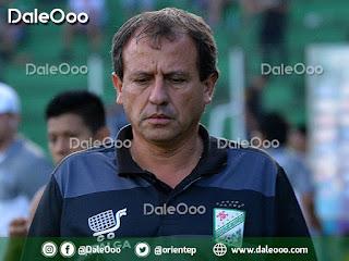Mario Flores - Director Deportivo de Oriente Petrolero - DaleOoo