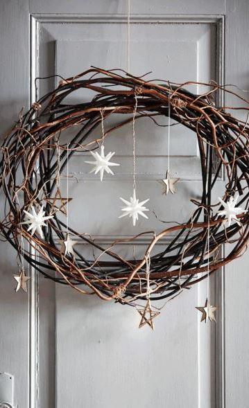 DIY: home christmas decoration