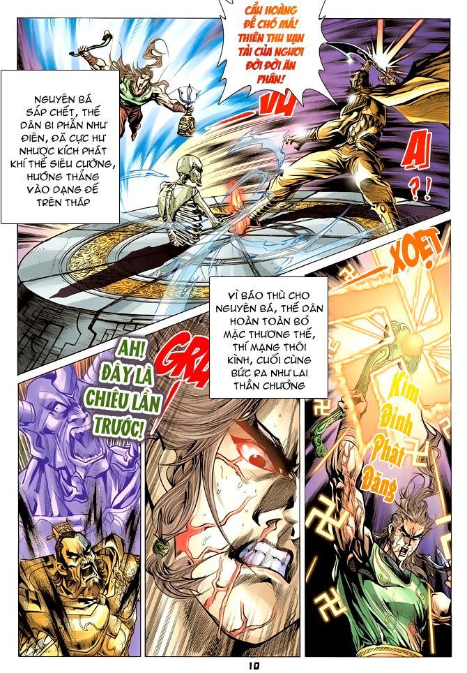 Đại Đường Uy Long chapter 55 trang 10