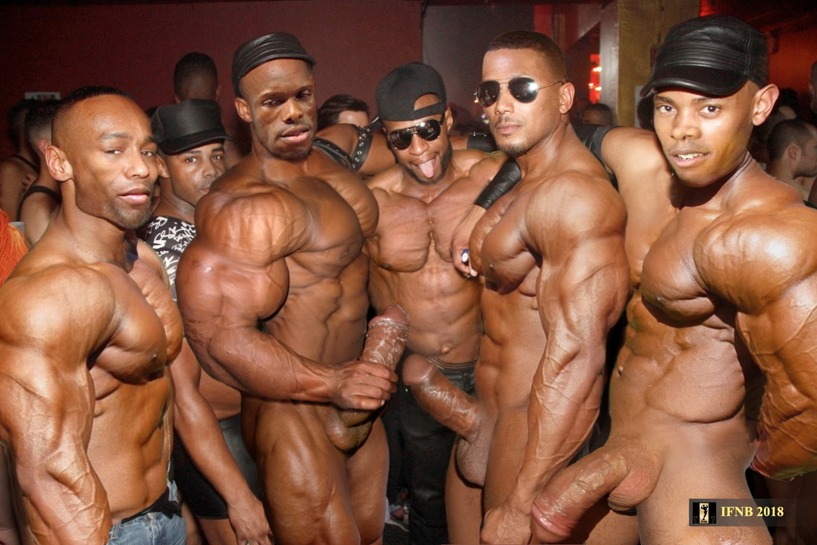 The Ifnb Report Massive Muscle And Cock Blog November 2018-3597