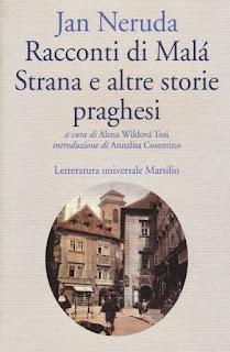copertina di Racconti di Malá Strana e altre storie praghesi di Neruda
