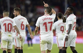 Akhisar Belediyespor vs Sevilla Live Streaming Today 08-11-2018 UEFA Europa League