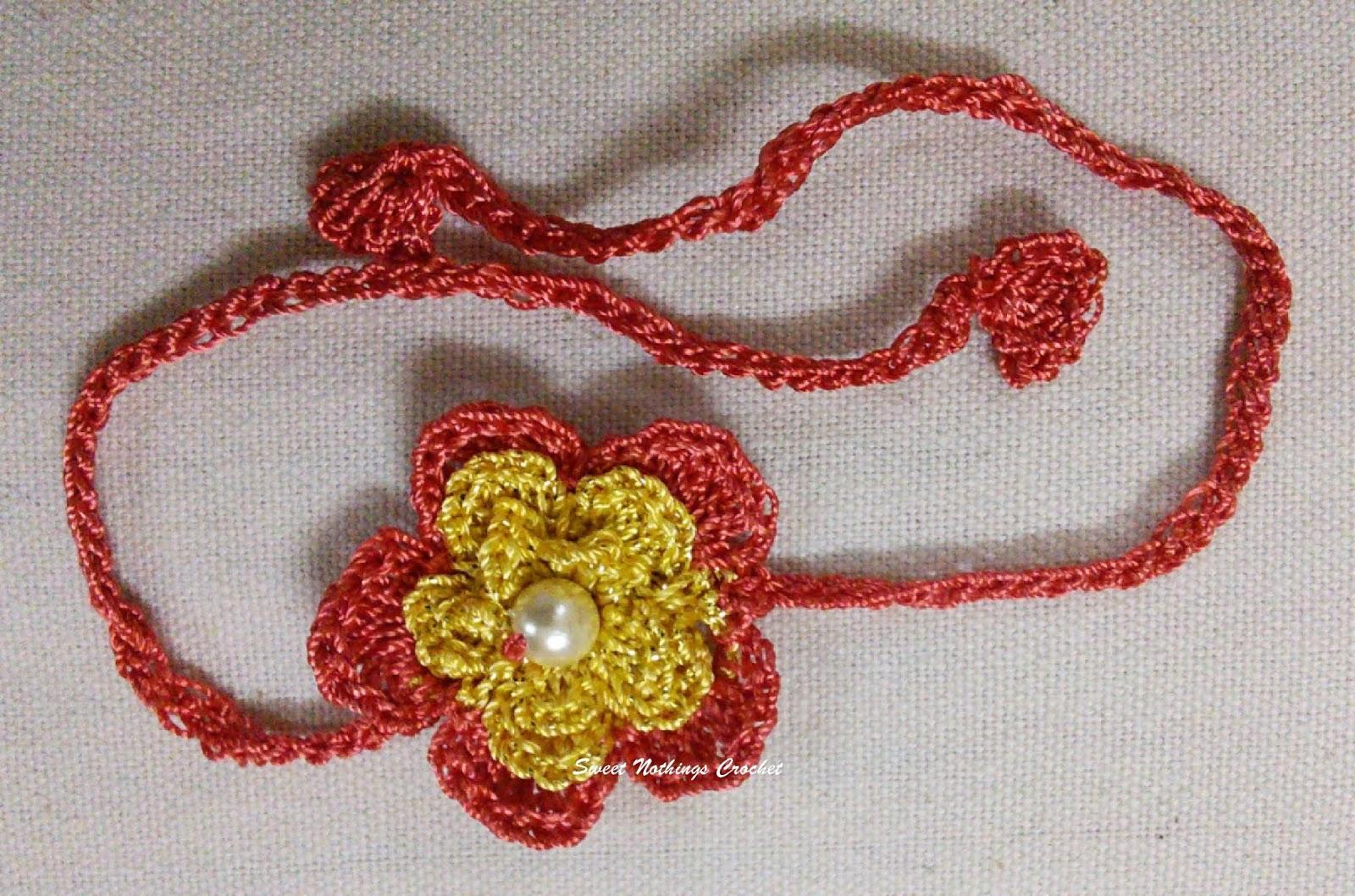 Yishifashion Easy Crochet Flower Pattern Sdjnnews