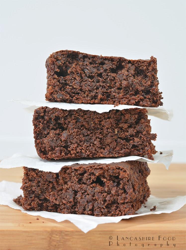 Lancashire Food Date Sweetened Gluten Free Brownies