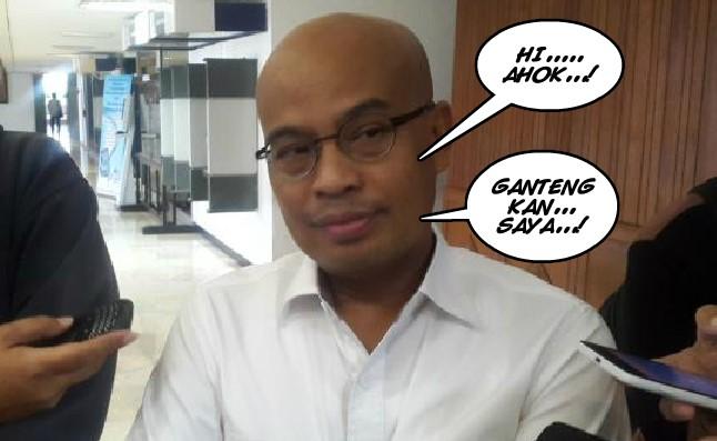 Politikus Gerindra: Kita ngak dukung CAGUB Kalahan, Justru kita mau dukung Ahok jadi gubernur lagi