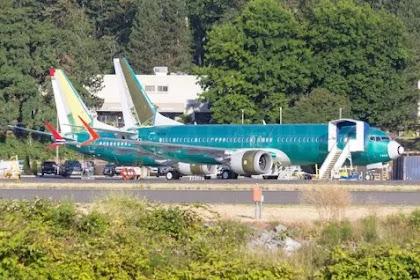 Di Tarik Sertifikasi Boeing 737 Max 8. Lion Air Mungkin Jadi Materi Percobaan?