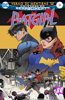 DC Renascimento: Batgirl #14
