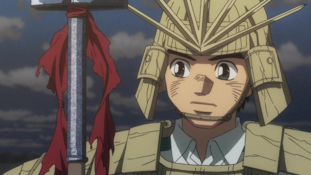 Ushio to Tora (TV) - Episódio 36