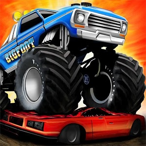 مجانا تحميل لعبة تحطيم الشاحنات Monster Truck Destruction 2018