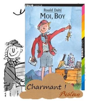 rolad dalh moi boy autobiographie souvenirs enfance jeunesse