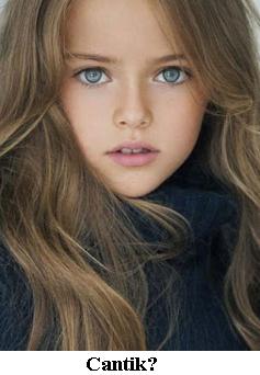 HEBOH! Bocah 9 Tahun Ini Dijuluki Wanita Tercantik di Dunia + Foto