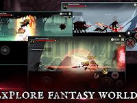Shadow of Death: Dark Knight - Stickman Fighting v1.31.1.0 Apk Mod