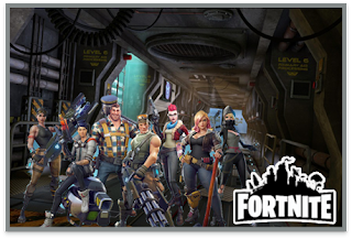 Fiesta de Fortnite para Descargar Gratis. Mini Kit.