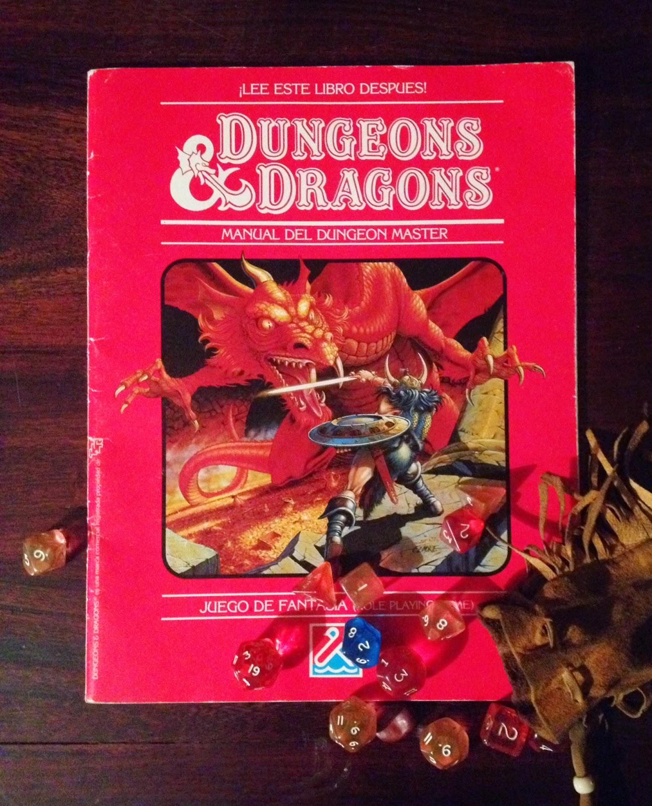 Gary Gygax - juego de rol - Dungeons & Dragons - Dave Arneson - Álvaro García - el troblogdita
