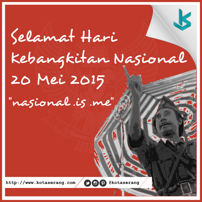 Gambar Vector - Gambar Peringatan Hari kebangkitan nasional