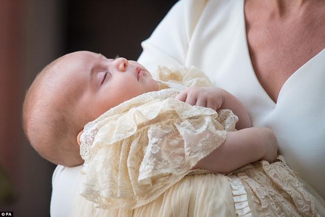 Chrzest księcia Louisa - podsumowanie