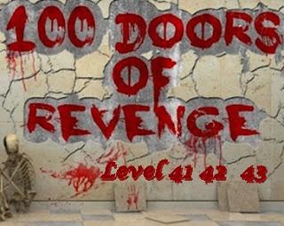 Best Game App Walkthrough 100 Doors Of Revenge Level 41 42 43
