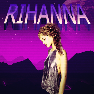 Download CD Rihanna 80's