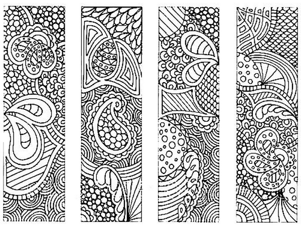 #bookmarkmonday (201) bookmarks to colour! / guiltless