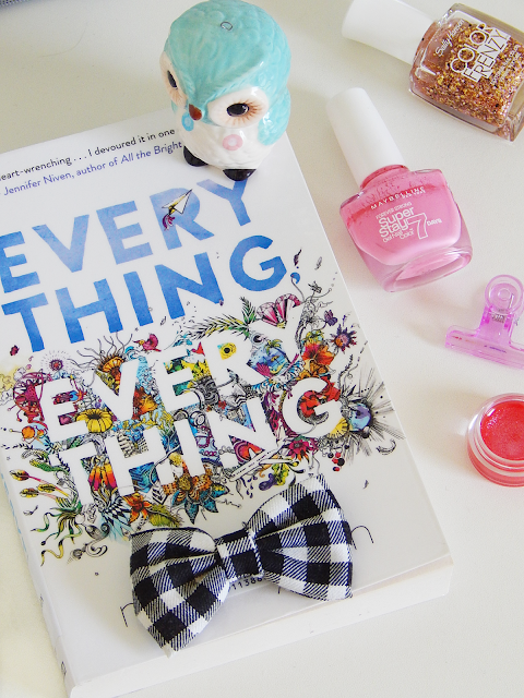 Everything, Everything Book Review | empoweredinternetwomen
