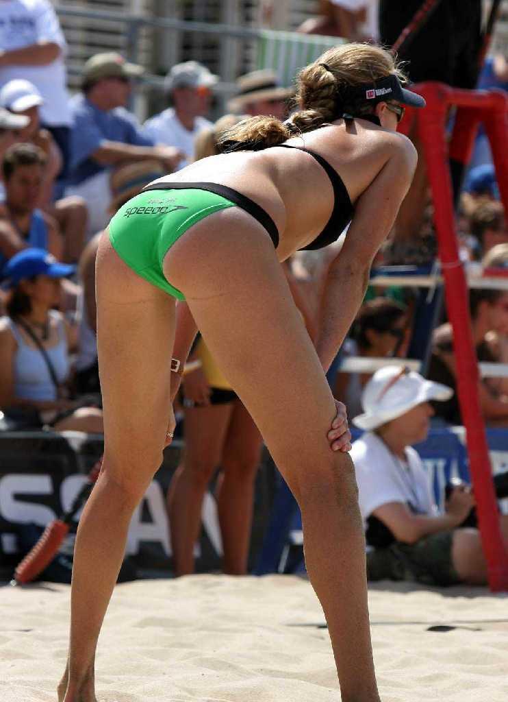 Latina nude standing