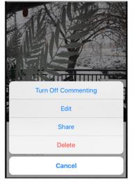 Cara Menghapus Semua Foto Instagram anda, begini caranya