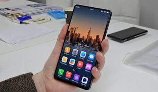 Spesifikasi Vivo Apex INDONESIA! Ambisi Menghajar IPhone??