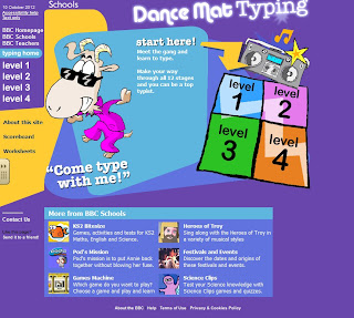 HTS 4th Grade Technology Blog Typing and Mathletics Combo