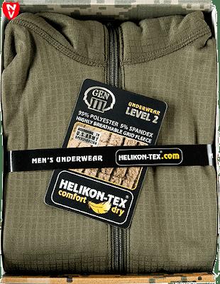 Helikon-Tex Underwear (Full set) US Level 2