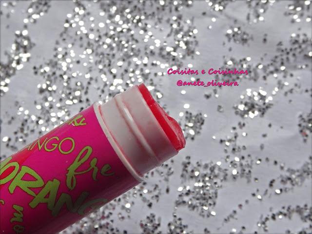 Hidratante Labial Avon Color Trend Morango
