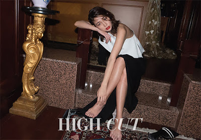 Lee Min Jung High Cut Vol. 167